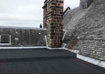Norton Park | Chimney and flat roof works